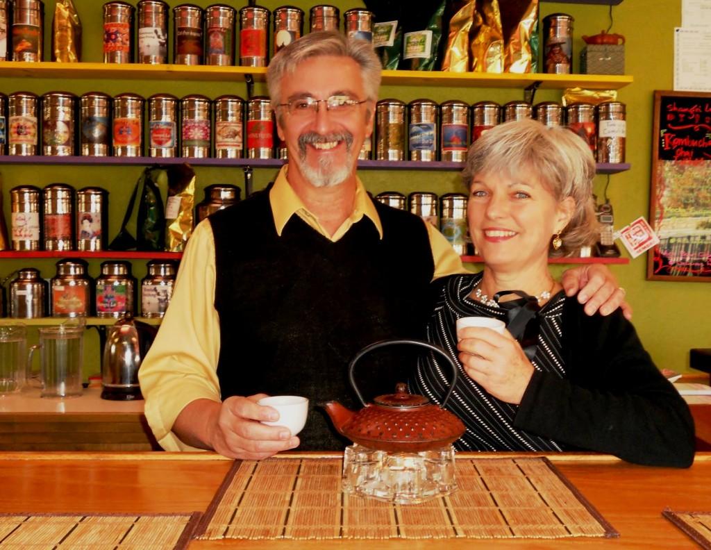 Bob and Toni Tearoom