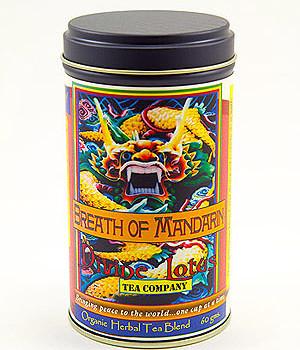 Breath of Mandarin Herbal Tea