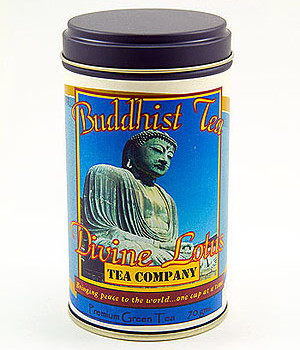 Buddhist Green Tea
