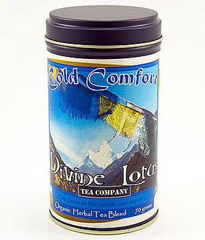 Cold Comfort Herbal Tea